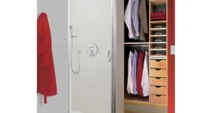 Portes de douche encadrées vs portes de douches semi-encadrées