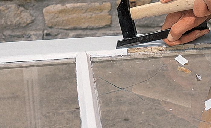 N'importe qui peut réparer votre vitre?