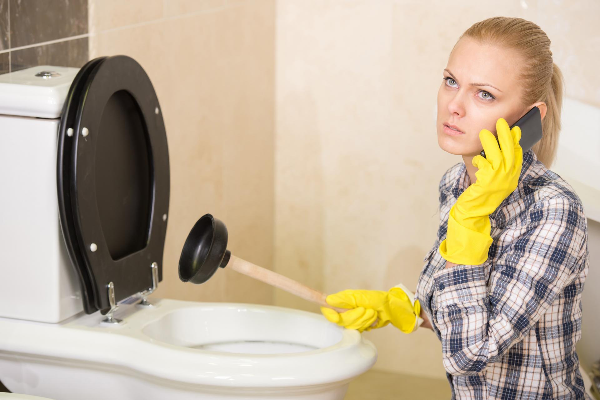 déboucher vos toilettes