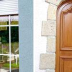 Utilitaires des portes et-volets en verre