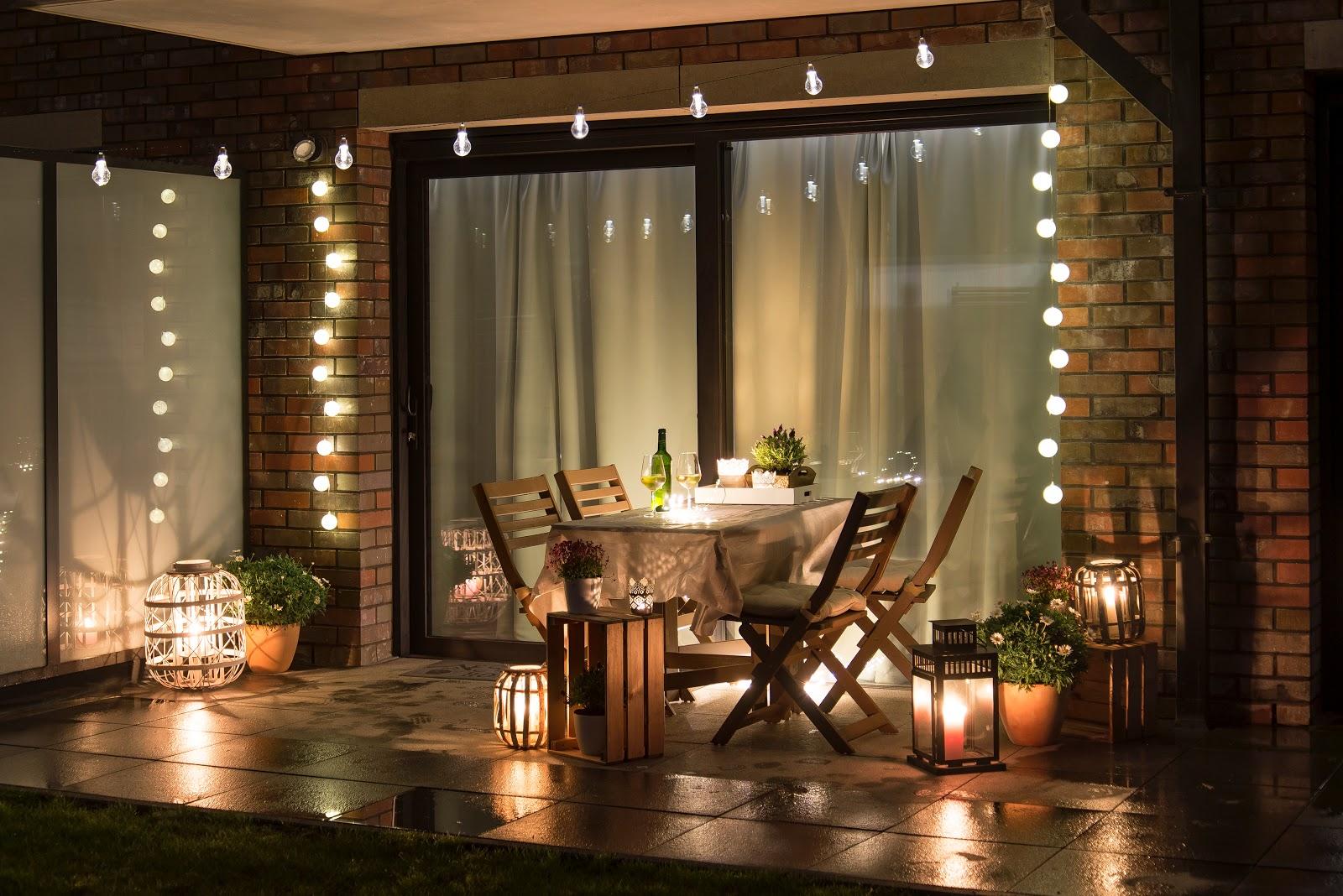 electricité dans son jardin