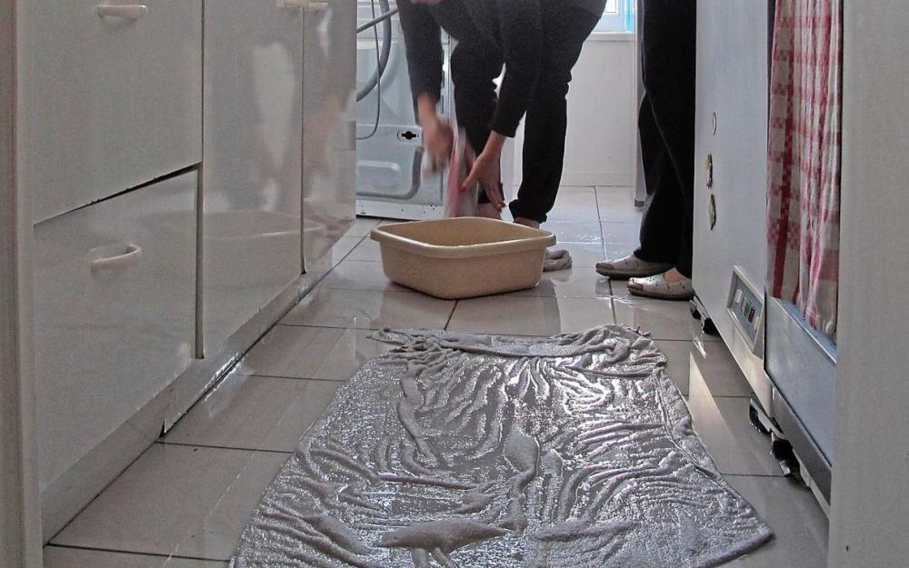 Où trouver une fuite d'eau dans une maison