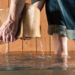dégâts des eaux dans la maison